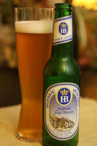 Hofbräu Hefe Weisse