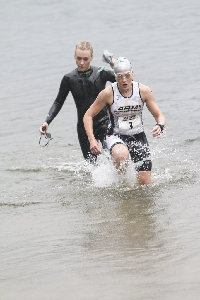 2011 West Point Triathlon: Wegman Roxanne