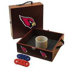Arizona Cardinals Washers Toss Game