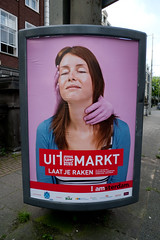 UITMARKT 2011 (Posters in Amsterdam by Jarr Geerligs) Tags: rotting amsterdam poster design graphics jona carteles plakate affiche benning jarr geerligs ajran wwwpostersinamsterdamcom postersinamsterdam takenin2011 postersinams l111068521 222page12 rottinginterview