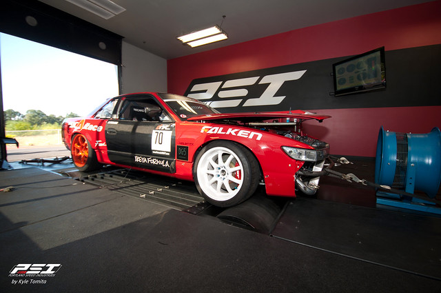 Kyle Pollard's S13 on the dyno again at PSI.jpg