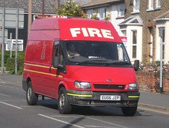 Essex County Fire and Rescue Service / Ford Transit / Fire Hydrant Van / EU06 JZP (Chris' 999 Pics) Tags: road county uk blue light england rescue man ford film bar speed truck hydrant fire pix fighter fuji united fine 911 engine blues samsung kingdom transit finepix fireman and fujifilm service hd van emergency firefighter 112 essex siren rayne 999 braintree twos strobes lightbar rotators vluu pl81 ecfrs pl90 sl630 leds s2750 eu06jzp