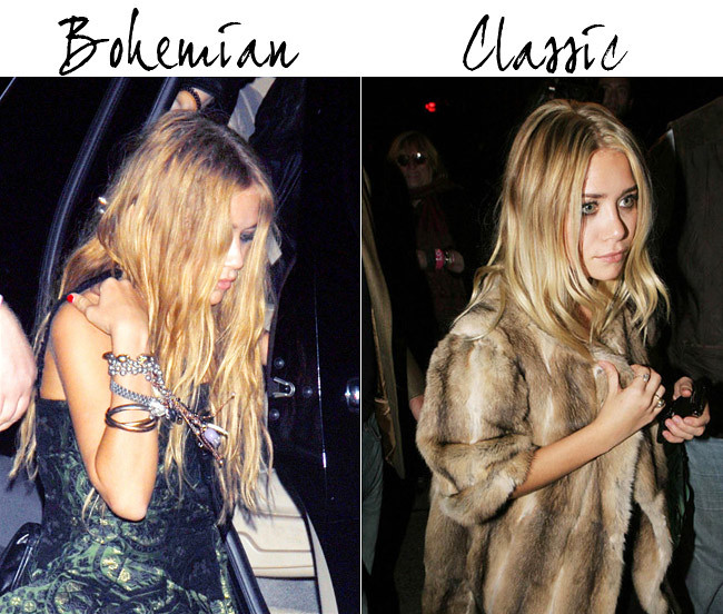 Mary Kate Olsen, Ashley Olsen, colagem de Moda, Estilo inspiração