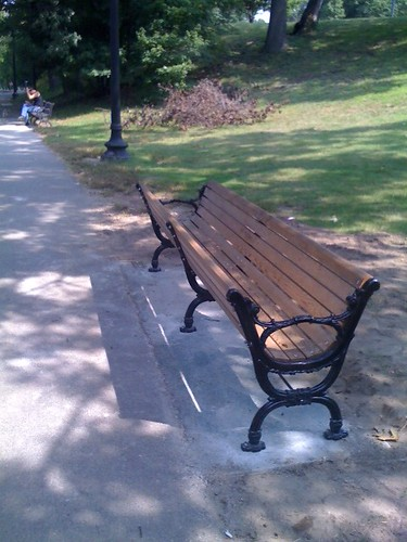 The Bench is Back!!! by hincman