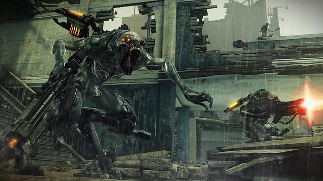 Resistance 3: Longlegs