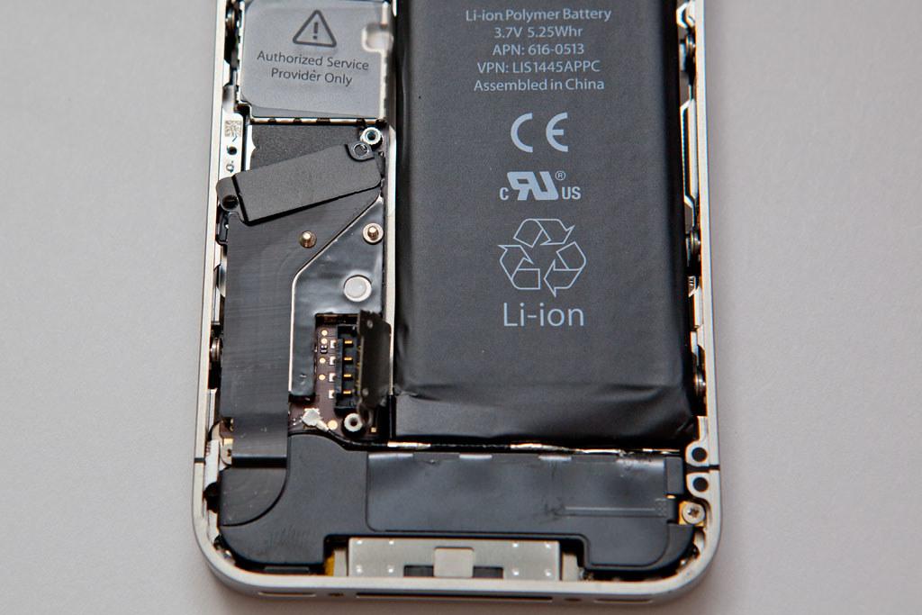 iPhone4 完全拆解改白殼攻略 @3C 達人廖阿輝