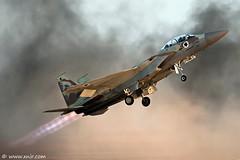 IAF F-15I Eagle Ra'am Afterburner Israel Air Force (xnir) Tags: photography israel fighter photographer force eagle aviation air flight boeing  raam nir f15 afterburner  iaf benyosef superiority     f15i xnir   idfaf  photoxnirgmailcom