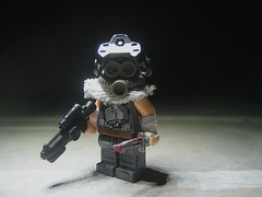 Blood demon (Da-Puma) Tags: chris iris rust lego prototype chef society picnik roku blaster rebuilding e11 brickarms