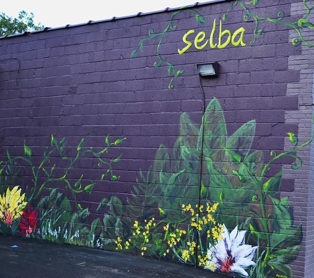 Selba Mural