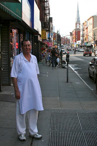 Sal on Manhattan Ave.