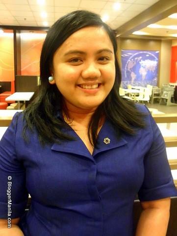 Blogger Apprentice Ria Hazel Lumandog