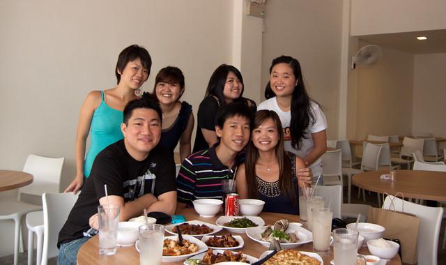 Aug Makan Group Pic