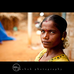 ~`~ |   (ayashok photography) Tags: girls bw woman india lady self blackwhite nikon indian working documentary july dude bnw 2011 nikkor50mm thenkasi brickfactory ayashok nikond300 aya8193