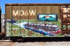 MERS (TRUE 2 DEATH) Tags: street railroad streetart art train graffiti tag graf trains railcar spraypaint boxcar railways railfan freight lords cbs freighttrain rollingstock mers benching freighttraingraffiti grdigitaliii