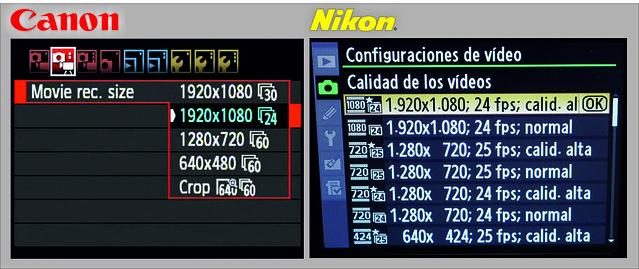 canon eos 60d vs nikon d7000 comparativa