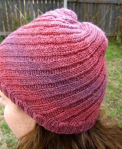 Adele's Swirl Hat