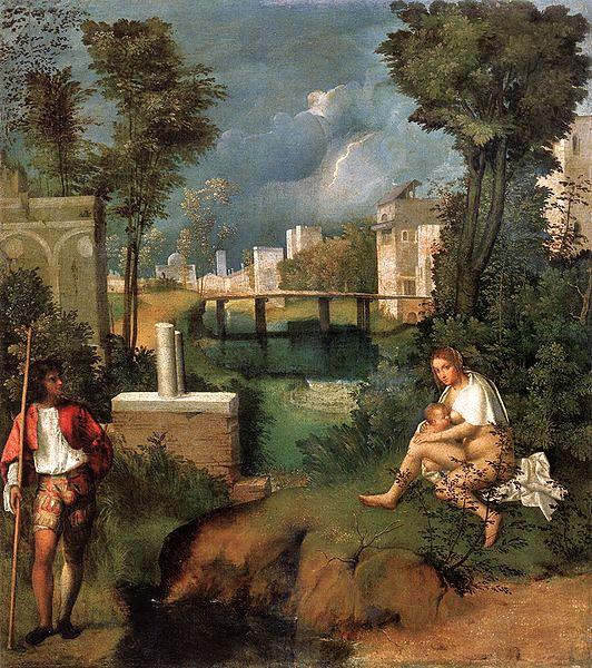 Giorgione Tempest