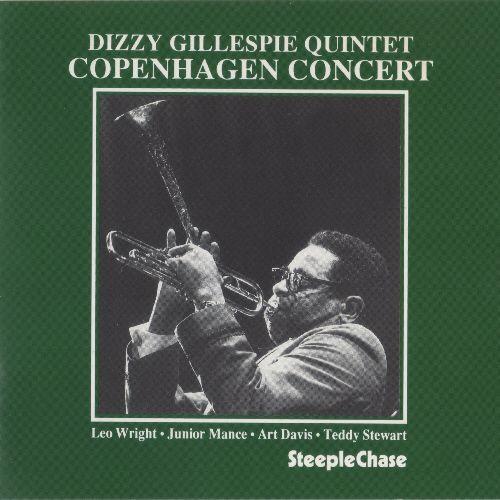 dizzy gillespie - copenhagen concert