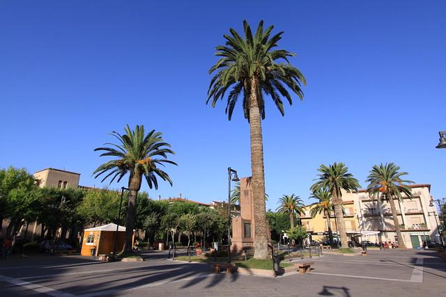 Bosa town