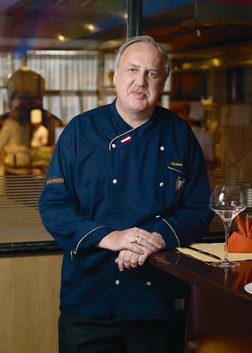 Chef Norbert Gandler