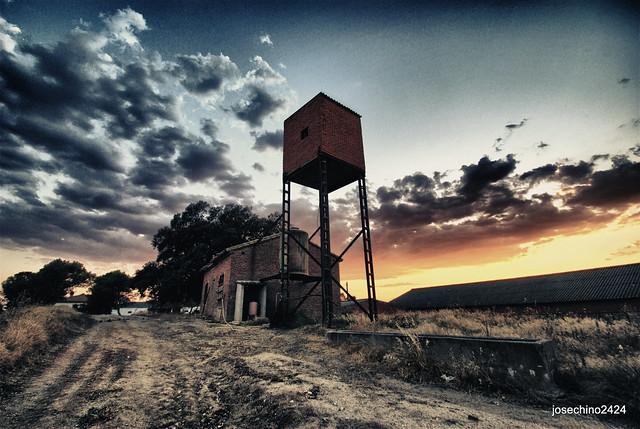 Caseta abandonada