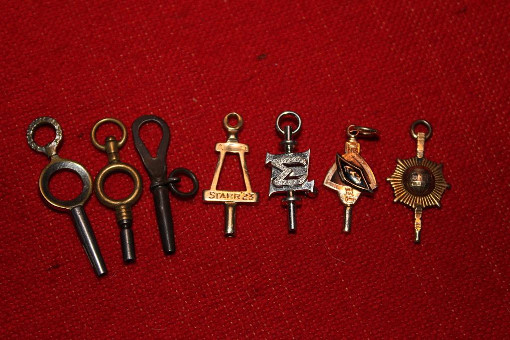 Evolutioin of Watch Keys to Fraternal Keys