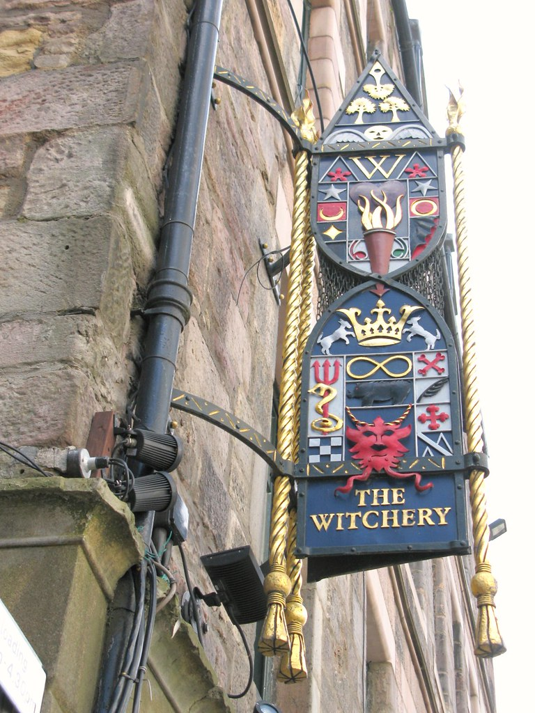 The Witchery... the most stunning Gothic hotel and restaurant I will ever see! | Emma Lamb