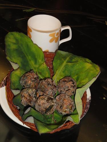 Patra Pakoda- snacks