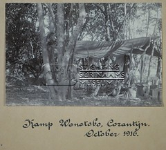 Kamp bij Wonotobo