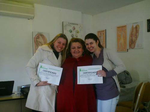 Pós Graduação em Estética e Imagem - Alunas destaques by institutofisiomar
