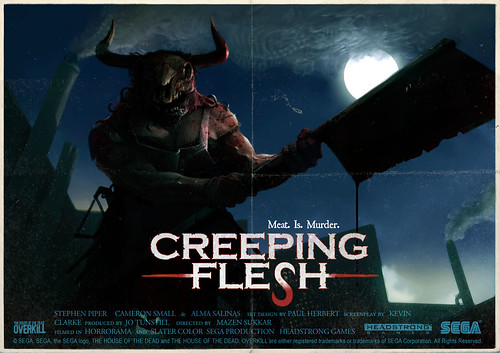 House Of The Dead Overkill Extended Cut Creeping Flesh