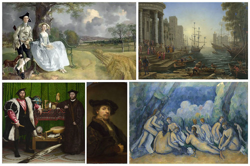 The National Gallery - Artworks
