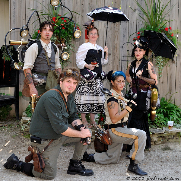Steampunk - Group Shot