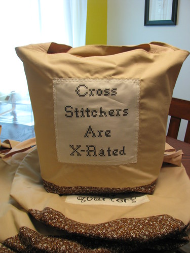 Cross Sitchers Are X-Rated