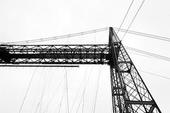 (iranzen) Tags: bridge puente suspension bizkaia portugalete vizcaya colgante