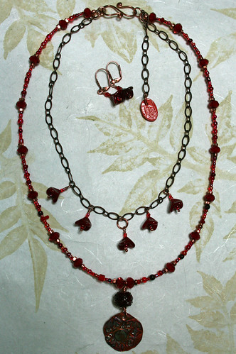 Reader's Challenge necklace 1