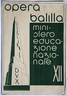 Pagella dell'anno scolastico 1933-1934