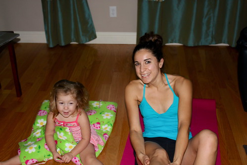 P90X Ab RipperX with Cheyenne