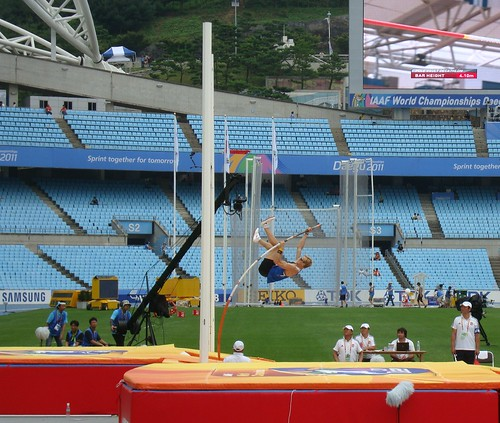 world athletics championship 2011
