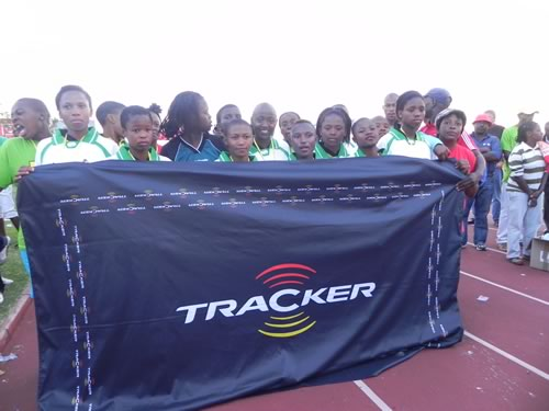 Tracker Women Soccer