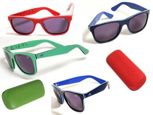 ff96b962acc3f Chilli Beans lançou hoje óculos com indicações de cores com Braille ...