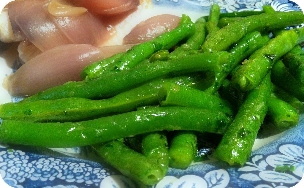 Hannah Woolley's Sautéed Green Beans
