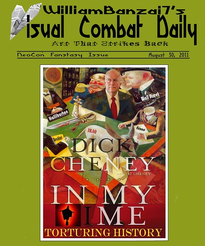 VISUAL COMBAT DAILY ISSUE 13 by Colonel Flick