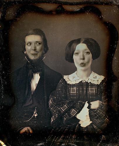 STELLOinHOLE - Outrageous Victorian couple