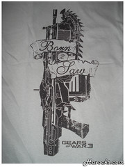T-Shirt - Gears 3 - Hot Topic - 05