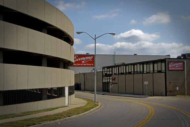 Dayton, Ohio Parking Garage