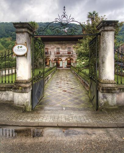 Hotel Palacio Guevara. Treceño. Cantabria