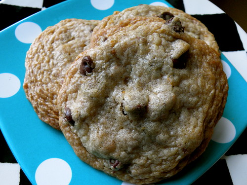 MF Zesty Coconut Chocolate Chip Cookies