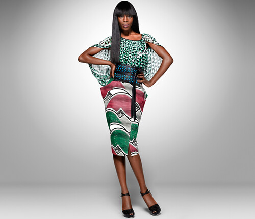 From Vlisco - 10