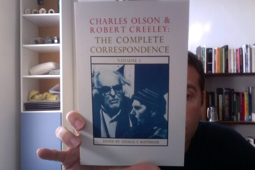 Charles Olson & Robert Creeley: The Complete Correspondence, Volume 1 by Michael_Kelleher